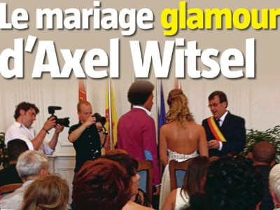 mariage witsel